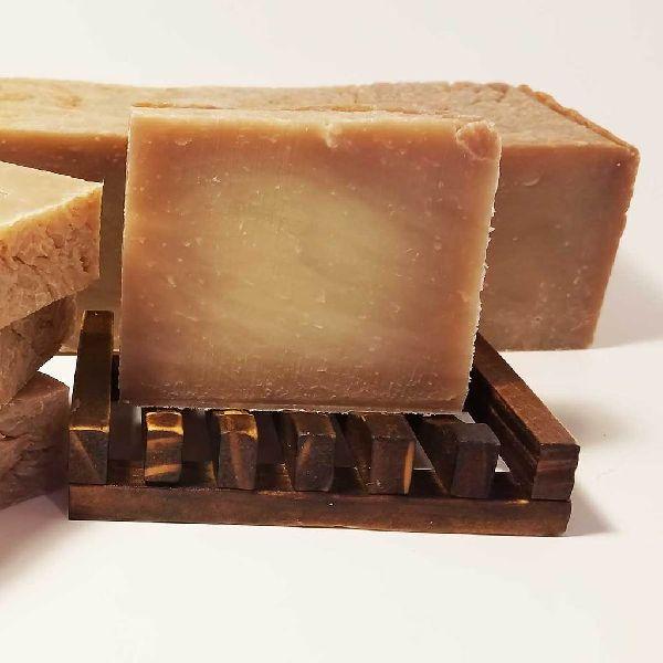 Sandal Handmade Bath Soap