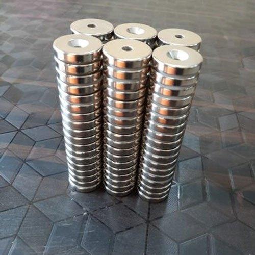 Neodymium CSK Type Ring Magnet