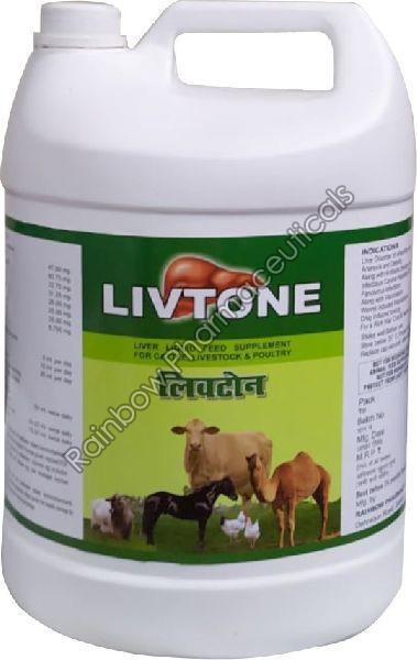 Livtone Syrup 5 Ltr