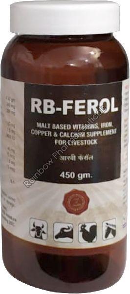 RB Ferol Powder 450 G