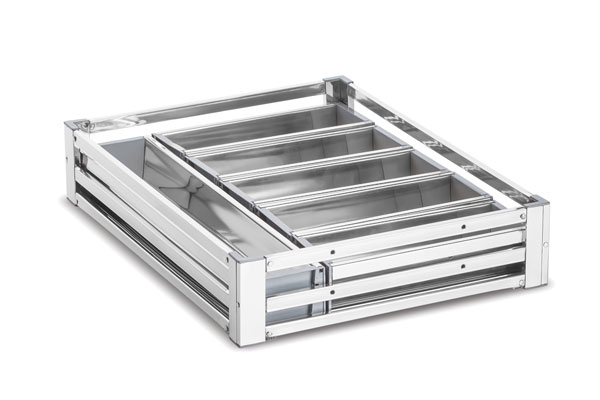Cutlery Stainless Steel Pipe Basket
