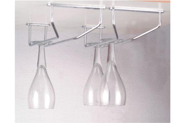 Stainless Steel Wine Glass Holder