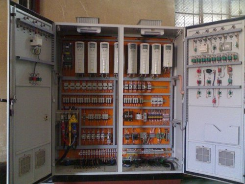 Electric Automation Panel