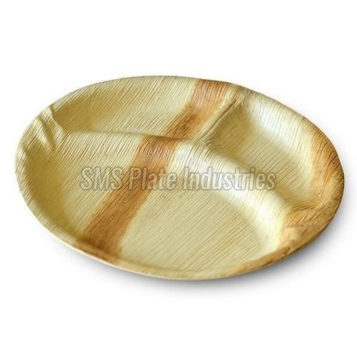 Areca Leaf Partition Plate