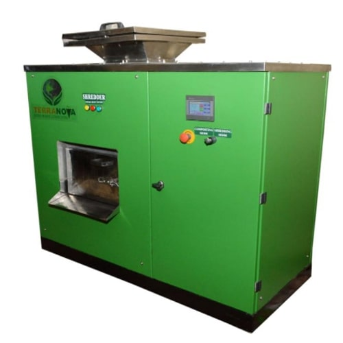 Fully Automatic Food Waste Composting Machine