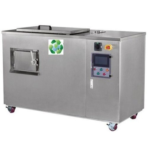 Semi Automatic Food Waste Composting Machine