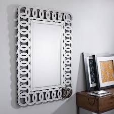 Antique Frame Mirror