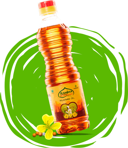 Ranjha Mustard Oil