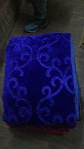 Embossed Mink Blanket