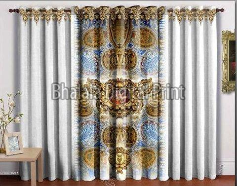 Blackout Fabric Curtain