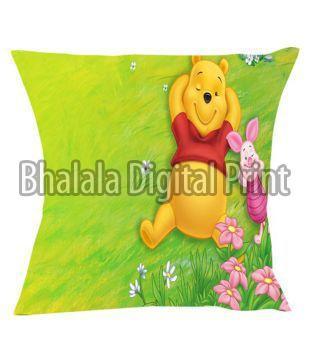 Cartoon Printed Cushion Covers