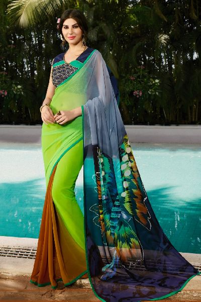 Sabya Georgette Saree