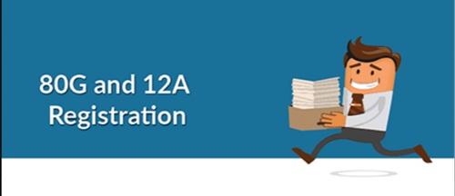 80G & 12A Registration Service