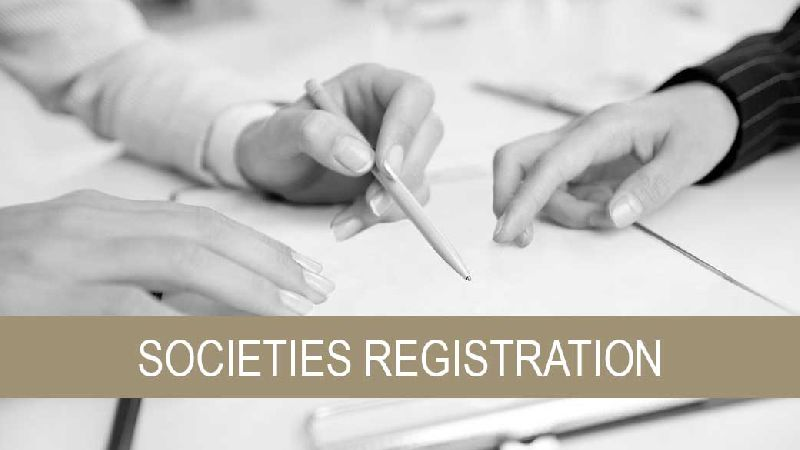 Society Registration Service