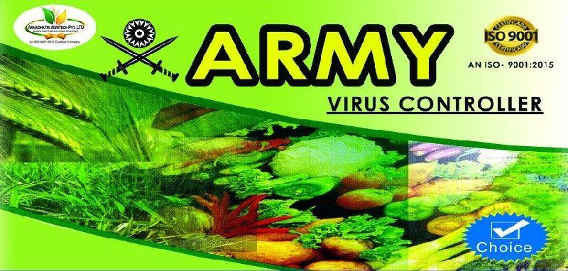 Army Virus Controller
