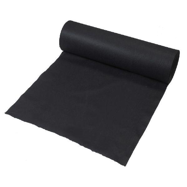Black Non Woven Fabric