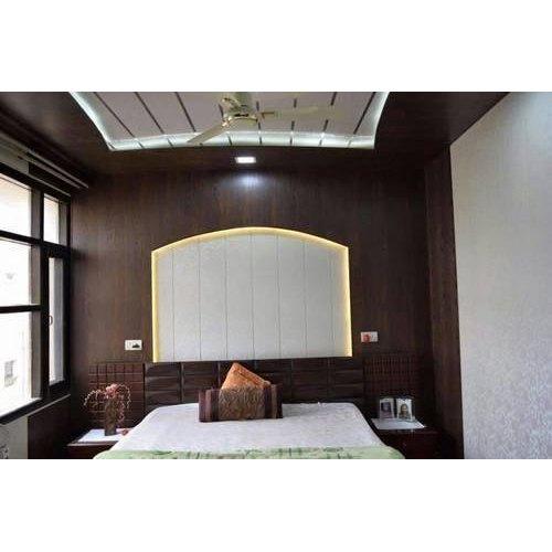 PVC Bedroom Interior Designing Services