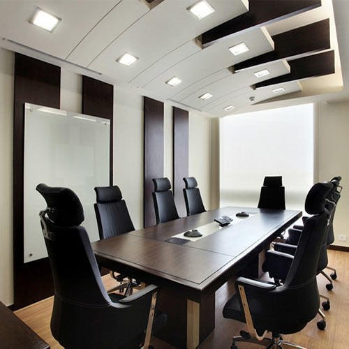 PVC Office Interior Designing Services
