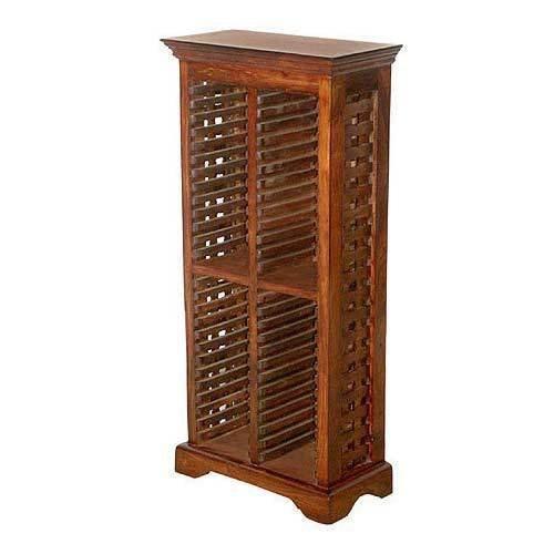 Brown Antique Wooden Almirah