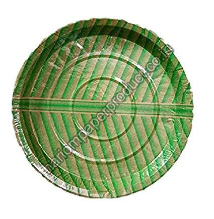 Green Coated Paper For Congura Shape Plates