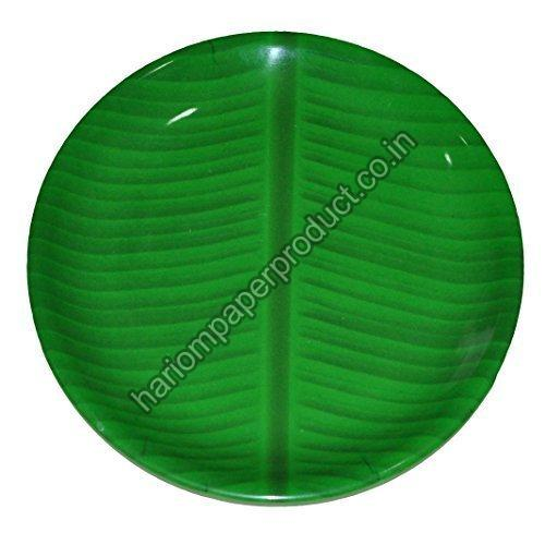 Green Coated Paper For Round Plates