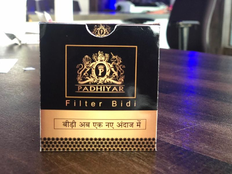 Filter Bidi Packaging Boxes