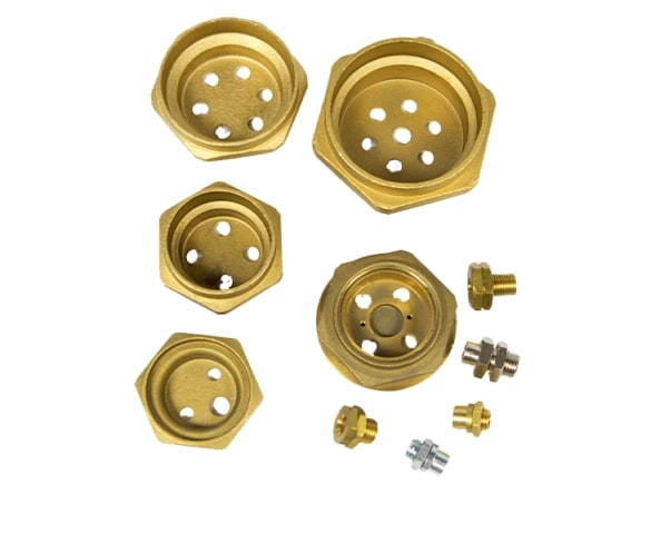 Brass Heating Elements