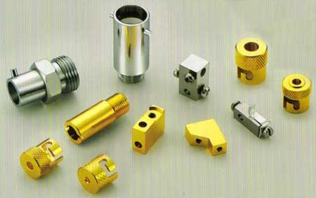 Brass Thermocouple Parts