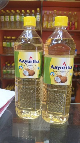 Aayurtha Coconut Oil