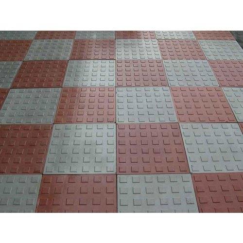 Porcelain Parking Tiles