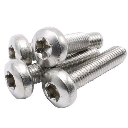 Mild Steel Threaded Machine Screws
