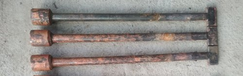 Forging Copper Rod