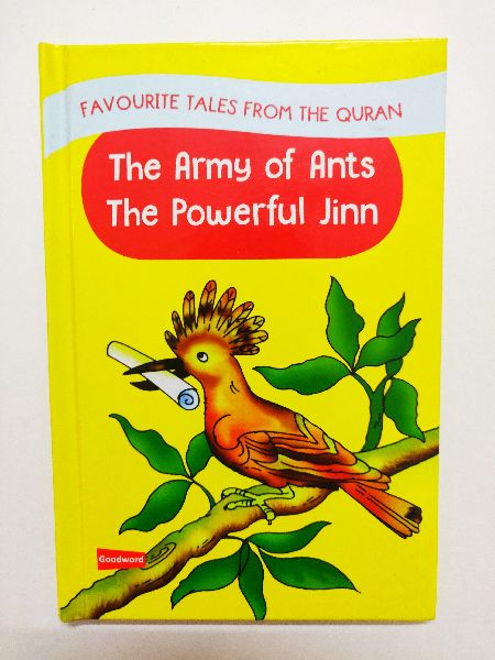The Army of Ants and The Powerful Jinn
