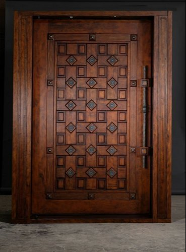 Wooden Door Polishing Service