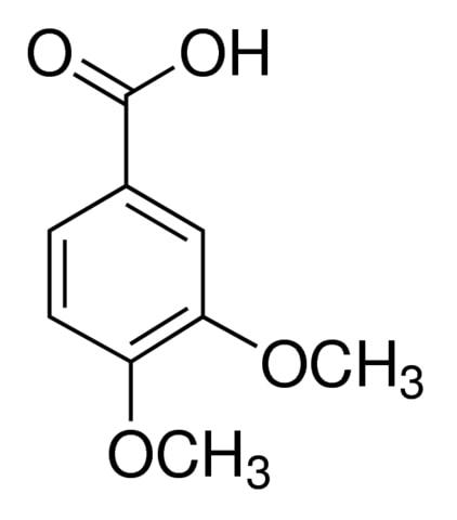 3,4 DIMETHOXY BENZOIC ACID ( Veratric Acid )