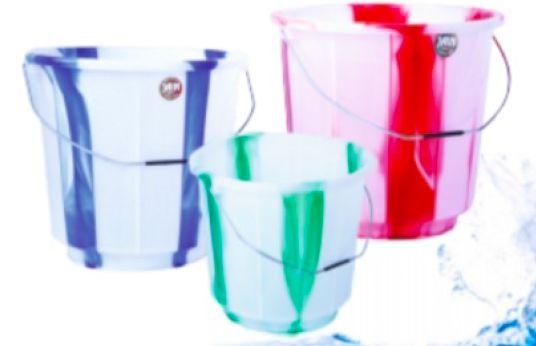 Double Color Plastic Bucket