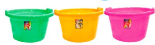 Round Plastic Bath Tub