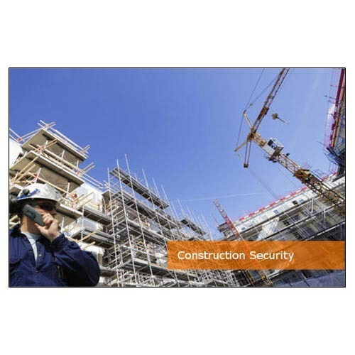 Construction Site Security Guard Services