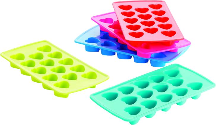 Plastic Ice Cube Tray
