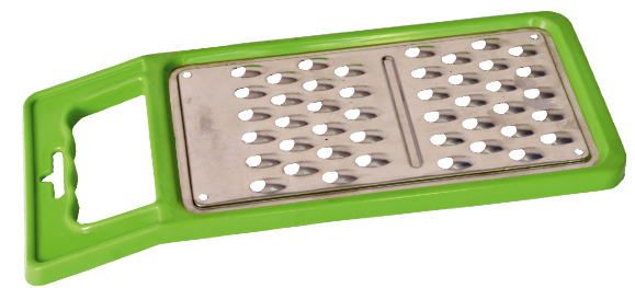 Stainless Steel Small & Big Hole Vegetable Grater