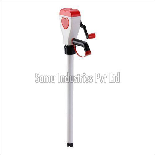 Plastic Hand Oil Pump