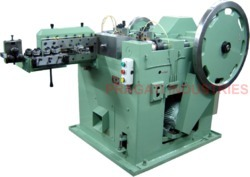 Wire Nail Making Machine (Model P3E)