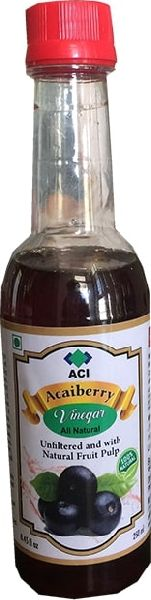 Acai Berry Vinegar