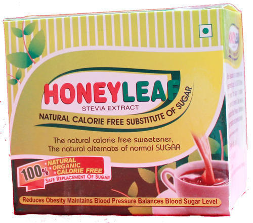 Honey Leaf Stevia Extract