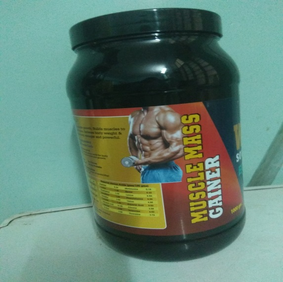 Muscle Mass Protein Powder
