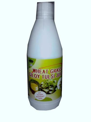 Wheat Grass Giloy Tulsi Juice