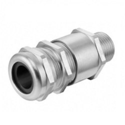 Stainless Steel Double Compression Cable Gland