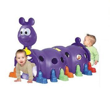 Caterpillar Tunnel Toy