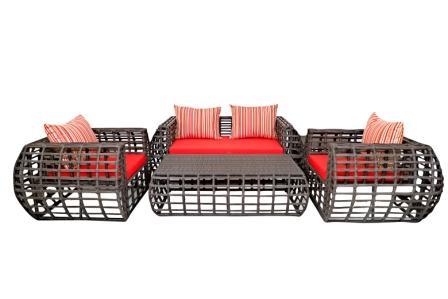 Outdoor Sofa Set
