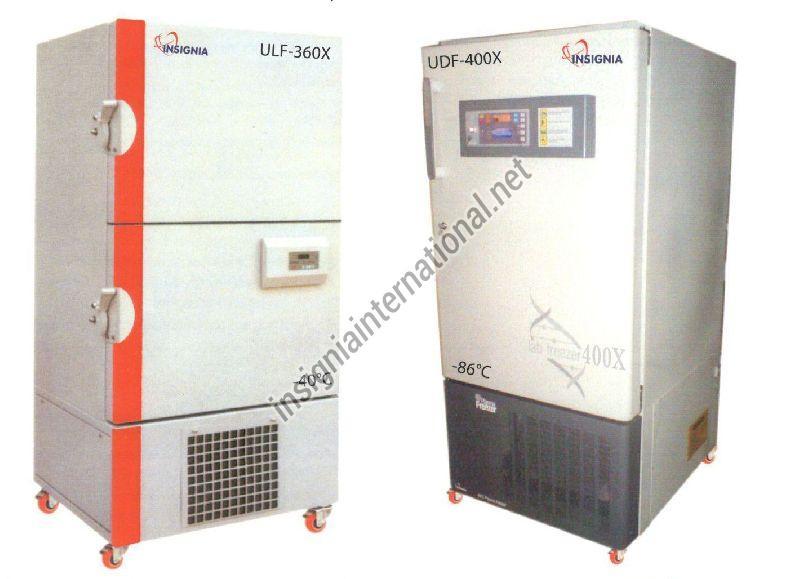 PFC Series Ultra Low Deep Freezer